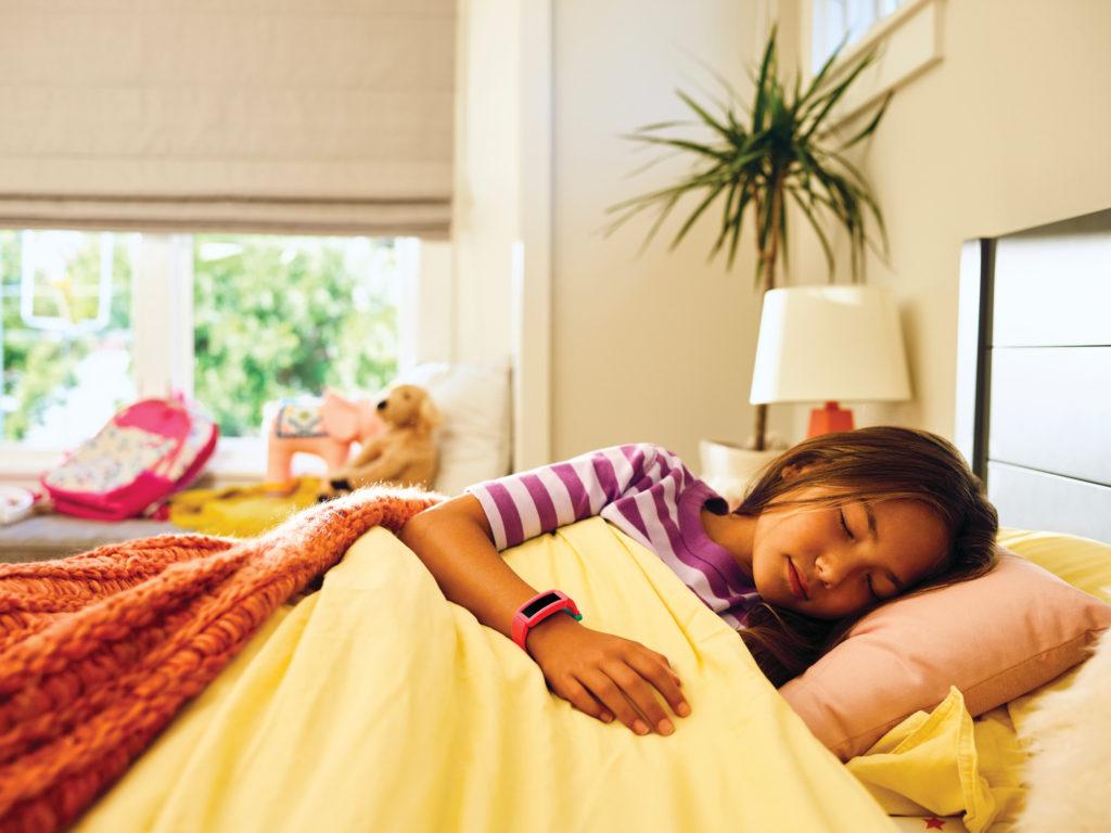 Girl Sleep Cycle